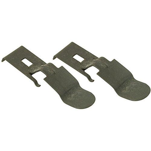 Eckler's Premier Quality Products 50209438 Chevelle Dash Pad Retaining Clip (72 Dash Pad)