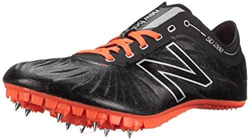 Women's 10 orange B Spike orange Track Black Balance Black Us Sd200v1 New OYwpqS050