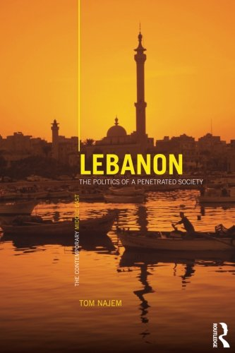 Lebanon (The Contemporary Middle East)