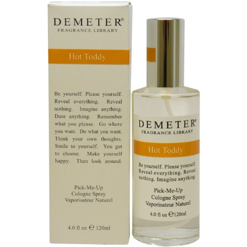 Demeter Hot Toddy Cologne Spray for Women, 4 Ounce