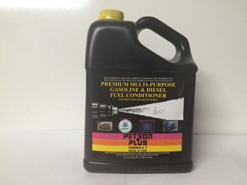 Petron Plus 20303 Premium Multi-Purpose Gasoline & Diesel Fuel Conditioner