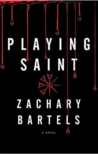 book cover of Playing Saint