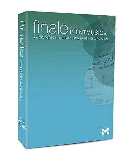 Finale Print Music 2014