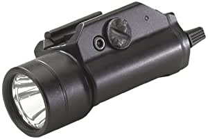 Streamlight 69150 TLR-1 IR LED Rail Mounted Tactical Flashlight