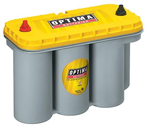 Optima Batteries 8050-160 D31T YellowTop Dual Purpose Battery (Top Dual Purpose Battery)