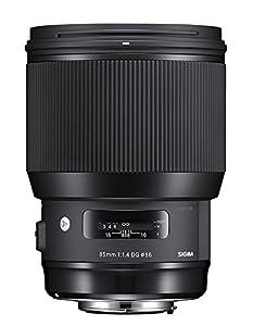 Sigma 85mm f/1.4 DG HSM Art Lens Parent ASIN