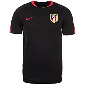 2015-2016 Atletico Madrid Nike Flash Training Shirt (Black)