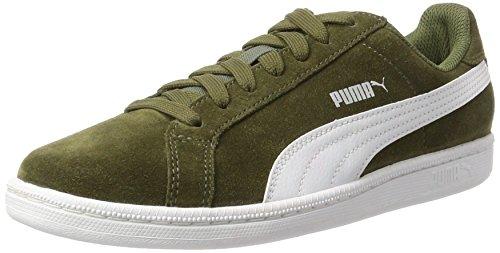 Smash Puma Verde Zapatillas white Unisex Night Adulto 21 olive Sd dwwHqfO