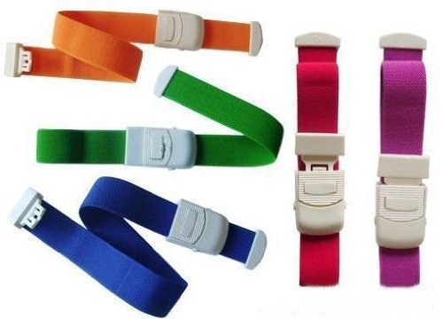 YK Care® Medical Paramedic First Aid Tourniquet Quick Slow Release Medical Sport Emergency Tourniquet Buckle (10) by YK Care (Image #4)