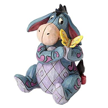 Jim Shore Disney Traditions by Enesco Mini Eeyore Figurine