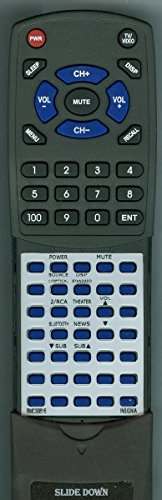 (Replacement Remote Control for Insignia RMC-SB515, RMCSB515, NSSB515)