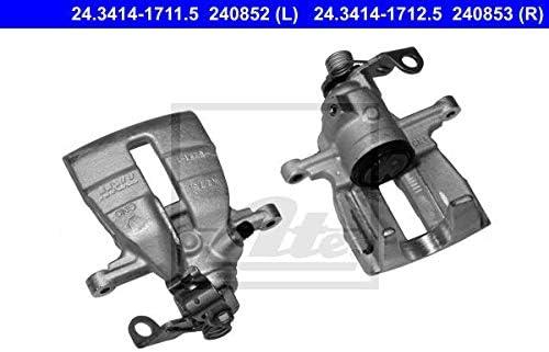ohne Halter 24.3414-1712.5 Bremszange Bremsanlage 41 mm Info Bremssattel ATE Hinten rechts Durchmesser