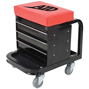 Amazon Com Omega 92450 Black Tool Box Creeper Automotive