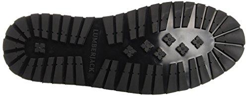 Lumberjack Cisco, Zapatillas Altas para Hombre Grigio (Cd004 Dk Grey)