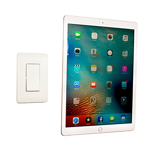 PadTab 2: The Original Damage-Free Universal Tablet iPad Wall Mount dock system kit (includes mounts for 2 locations) All iPads, tablets, smartphones by PadTab