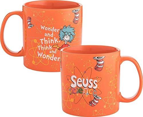 Dr. Seuss - Seuss Science Mug