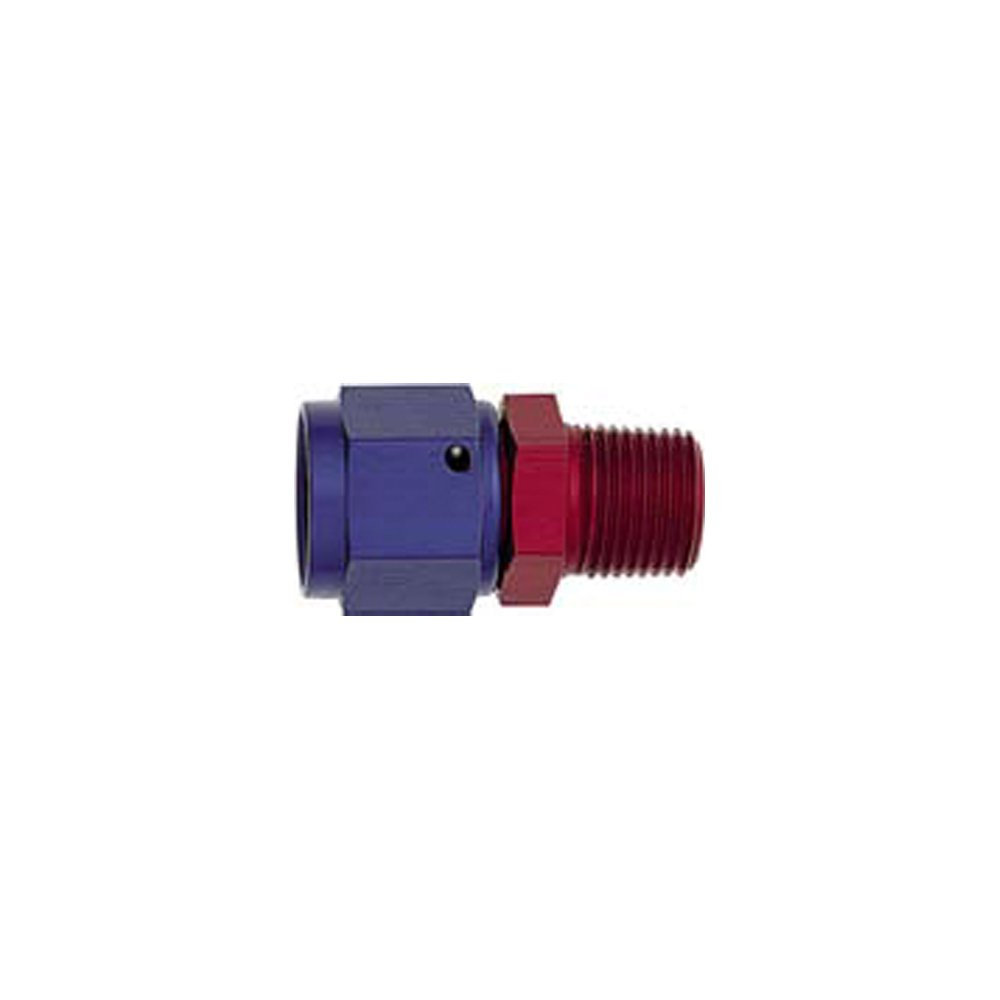 XRP 900667 Size 8 Straight Female to 1/4' NPT Swivel Adapter