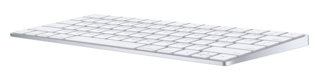 Teclado Apple Magic, inalámbrico y recargable