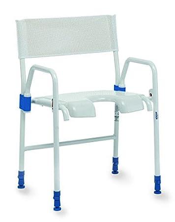 Amazon.com: Aquatec Galaxy Folding Shower Chair by Galaxy: Health ...
