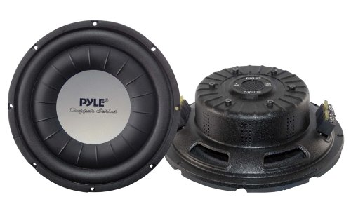 PYLE PLWCH10D 10 Inch Ultra Subwoofer