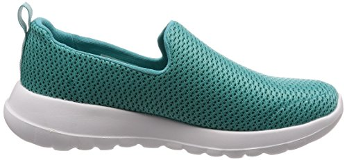 Turquoise Femme Go Enfiler Joy Baskets Skechers Walk YfUn7Cwq