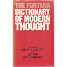 Fontana Dictionary of Modern Thought