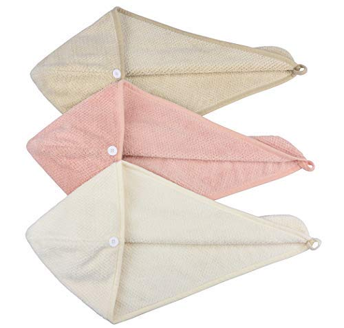 HOPESHINE Hair Drying Towels