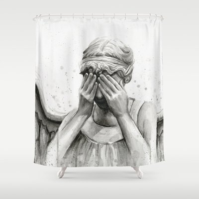 The Doctors Shower Curtain