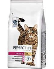 Perfect Fit Droog Kattenvoer, Voor Volwassen Katten (1+), Rijk Aan Kip, 7 kg