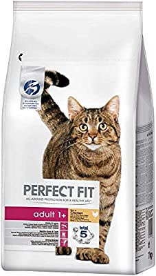 PERFECT FIT - Pienso Completo de Pavo para Gatos: Amazon.es ...