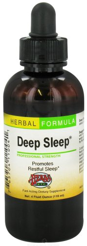 Etc herbes - Force Deep Sleep Professional - 4 oz. Contient de pavot de Californie