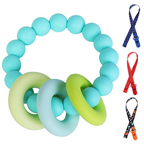 MBJERRY Baby Teether Teething Relief product image