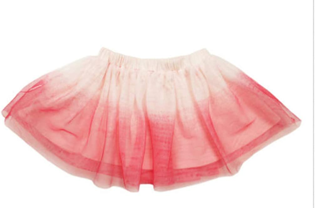 Size 3-6 Months First Impressions New Infant Girls Flocked Ombre Pink Tutu Skirt