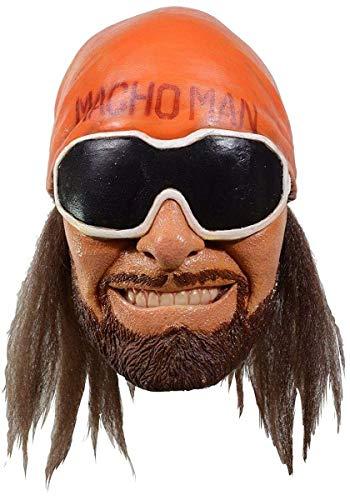 Trick Or Treat Studios, Adult WWE Macho Man Randy Savage Mask - ST]()