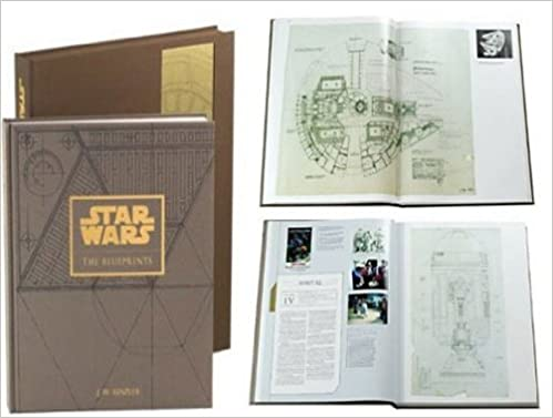 Star wars blueprints star wars the blueprints deluxe edition jw star wars blueprints star wars the blueprints deluxe edition jw rinzler only 5000 hand numbered english language copies will be available amazon malvernweather Images