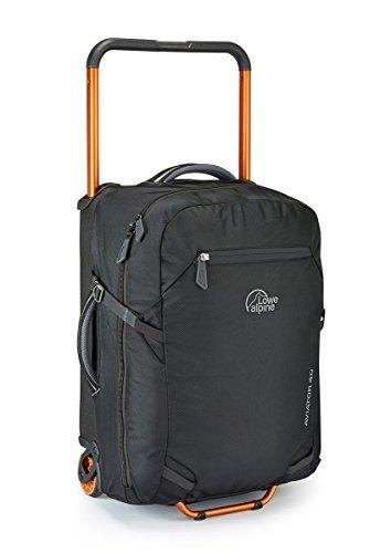 Lowe Luggage Alpine - Lowe Alpine Aviator 40 Luggage Anthracite by Lowe Alpine