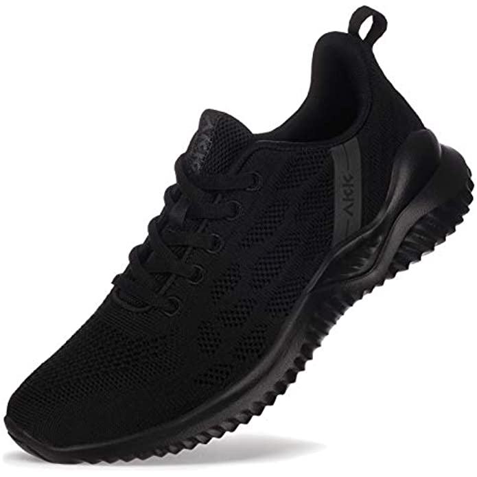 Akk Womens Sneakers Running Shoes - Walking Tennis Shoes Lightweight Breathable Sport Shoe for Nursing Gym Jogging Fitness Trainers