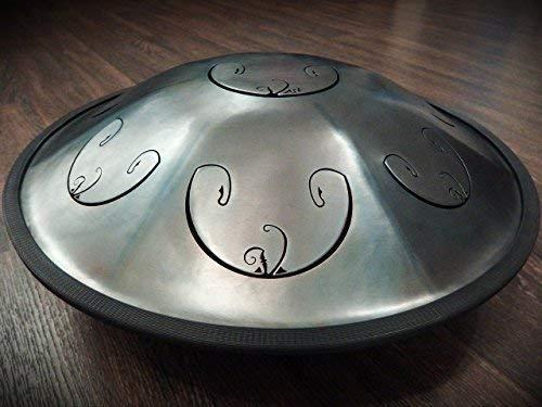 Tongue Hand Pan/RAV Vast 2 / D Celtic Minor / (in case) (Steel Drum/Hand Pan/Tank Drum)