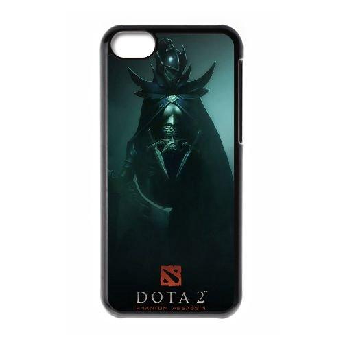 Dota KO35NE3 cas d'coque iPhone de téléphone cellulaire 5c coque F9PR1C3WA