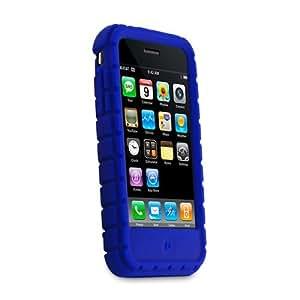 Speck IPH3G-BLU-PXK PixelSkin for iPhone 3G - 1 Pack  - Blue