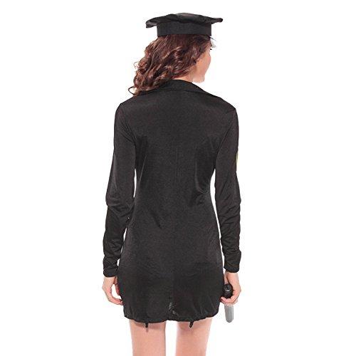 Juego Uniform_Police Game Uniform Sexy Accessory Wish Sexy Lingerie Police Police Police Set 6f2049