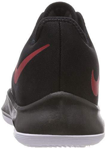Adulto Multicolore Nike Unisex black Versitile Scarpe Ginnastica 006 Red Air – gym white Iii Basse Da vvzxFr0