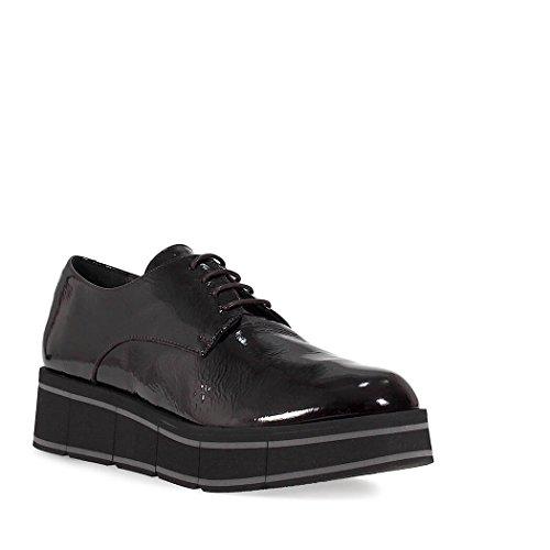 Zapato Paloma MARRÓN Cordones DE BARCELÓ AqwATg1