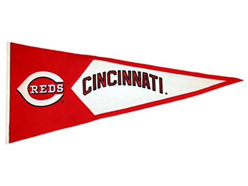 - Winning Streak Cincinnati Reds Classic Pennant by Winning Streak