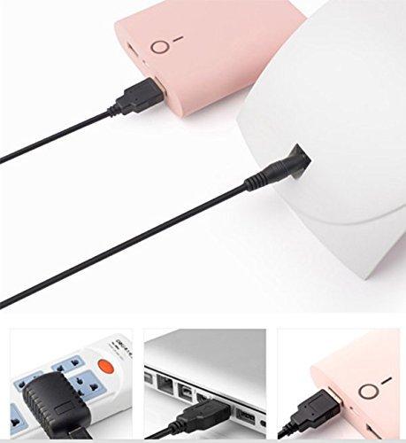 SUN 9C ® Secador de Uñas 24W Lámpara LED UV Profesional con Temporizador para UV Gel / Gel de Constructor / LED Gel Luz Blanca: Amazon.es: Hogar
