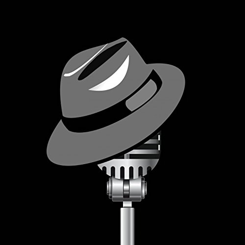 1art1 Posters: Music Poster Art Print - Fedora Hat and Microphone (39 x 39 inches)
