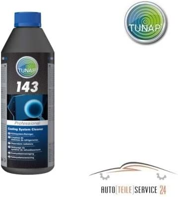 Tunap Micrologix Premium 143 Cooling System Cleaning Cooling System Radiator Flush Cleaner 500 Ml Auto