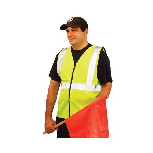 Economy Vest Orange - Occunomix - Economy Single Band Vest Dwos M Occulux Economy Vest:Orange: 561-Lux-Ssg-Om - m occulux economy vest:orange