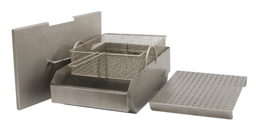 Solaire Stainless Steel Steamer/Fryer for Solaire 27XL Grills