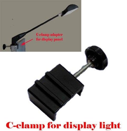 dsm-tm-c-clamp-adapter-converter-for-pop-up-tension-booth-display-light-led-halogen